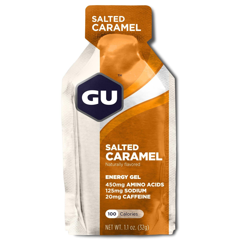 Display product reviews for GU Energy Gel