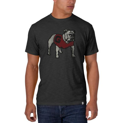 '47 University of Georgia Retro Logo Scrum T-shirt