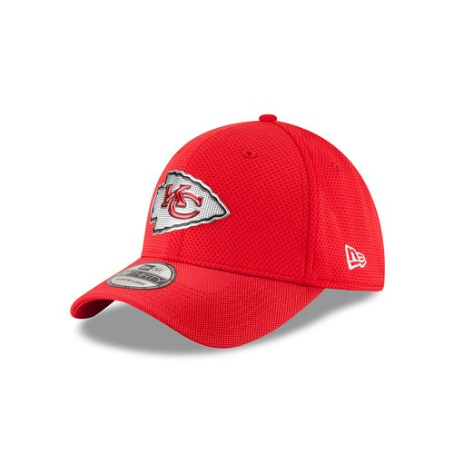 New Era Men's Kansas City Chiefs Color Rush 39THIRTY Cap