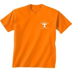 New World Graphics Men's University of Tennessee FB Friends Stadium T-shirt - view number 2