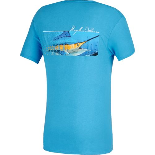 Magellan Outdoors™ Men's Marlin Fade Pocket T-shirt
