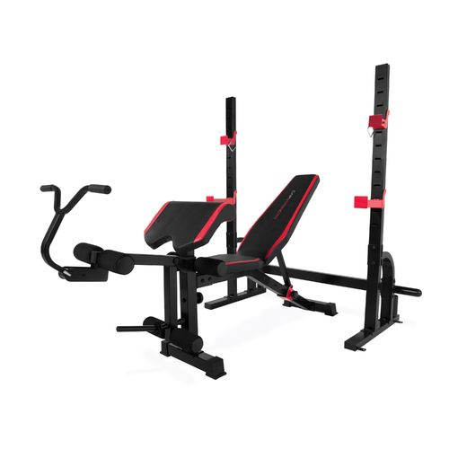 CAP Strength Olympic Bench with Preacher Pad and Leg Developer - view number 4