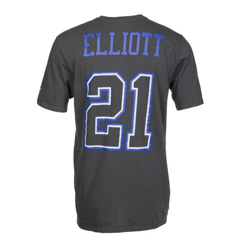Nike™ Men's Dallas Cowboys Ezekiel Elliott #21 Travel Name and Number T-shirt