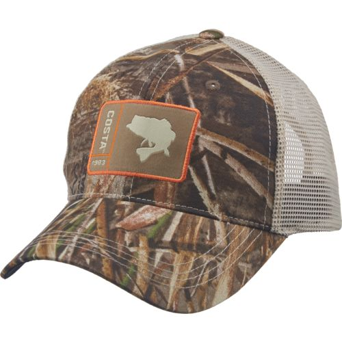 Display product reviews for Costa Del Mar Men's Patch Bass Twill Cap
