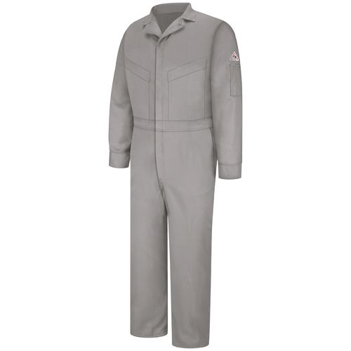 Bulwark Men's Flame Resistant Summer Weight 6 Oz. Coverall - view number 1