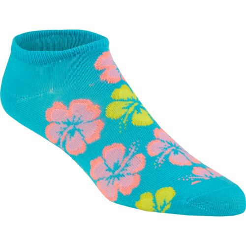BCG Women's Pineapples Fashion Socks 6 Pairs