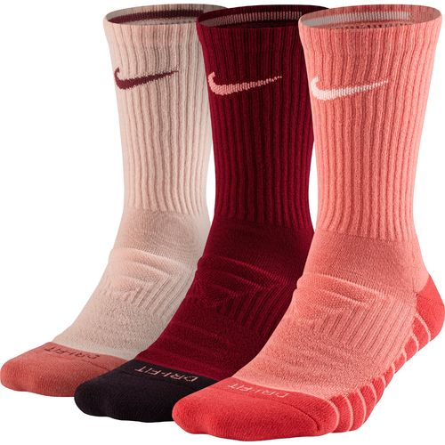 Nike Women's Dry Cushion Crew Training Socks - view number 1
