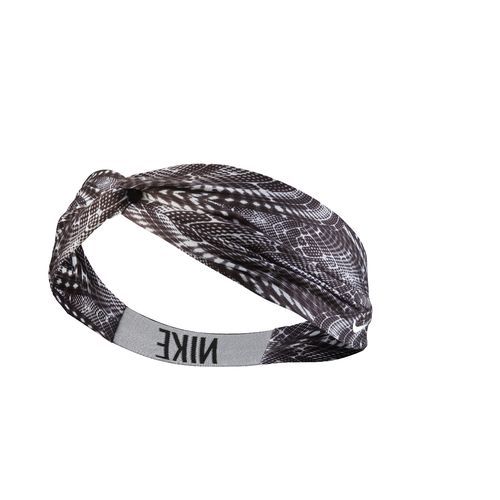 Nike Women's Printed Logo Twist Headband