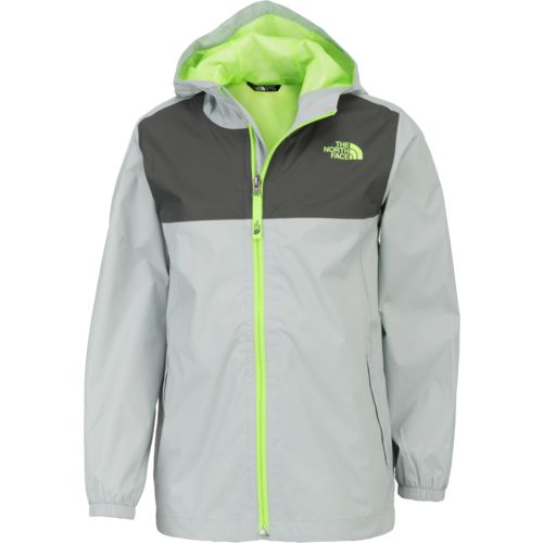 Display product reviews for The North Face Boys' Zipline Rain Jacket