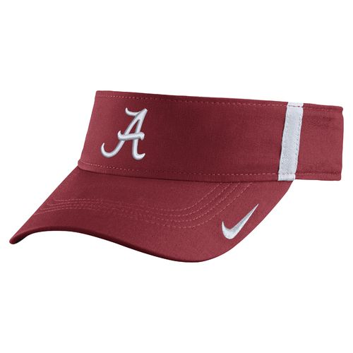 Nike™ Men's University of Alabama AeroBill Sideline Visor