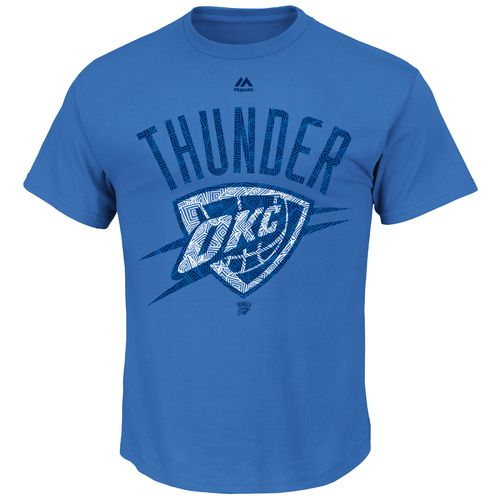 Majestic Men's Oklahoma City Thunder Wordmark Fashion T-shirt