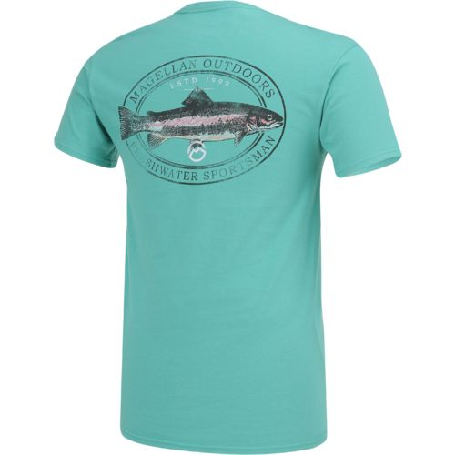 Magellan Outdoors Men's Freshwater Trout T-shirt - view number 2
