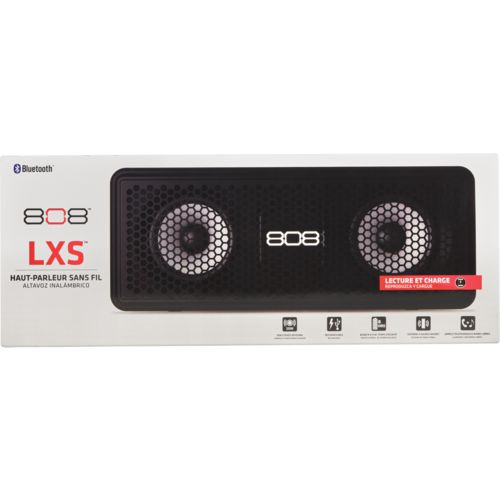 808 Audio LXS Wireless Bluetooth Speaker