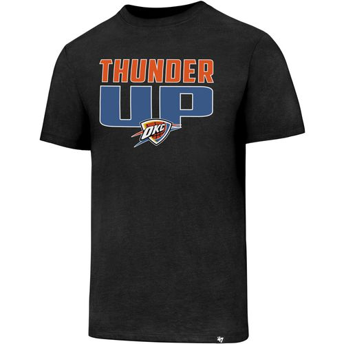 '47 Men's Oklahoma City Thunder Thunder Up T-shirt
