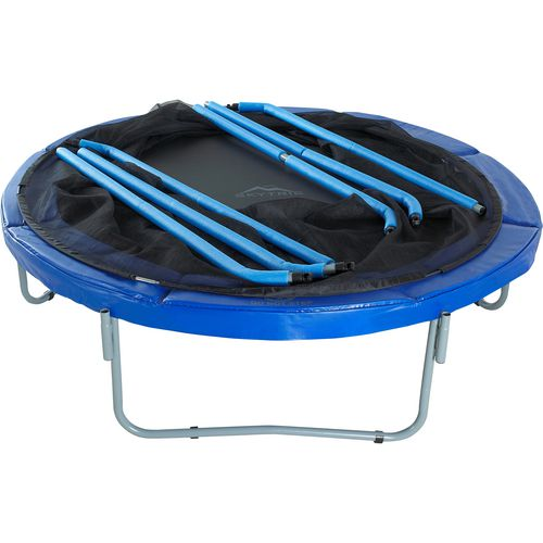 Upper Bounce SKYTRIC 8 ft Round Trampoline with Top Ring Enclosure System - view number 5