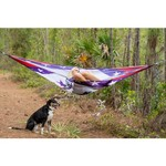 Twisted Root Design Twisted Print Arkansas Wood Flag Hammock - view number 6