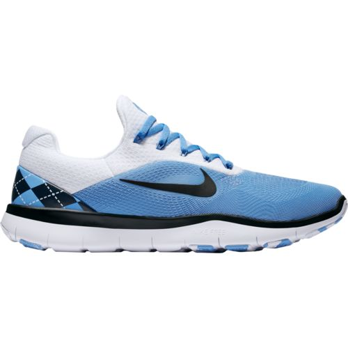 Nike Men's University of North Carolina Free Trainer V7 Week Zero Training Shoes