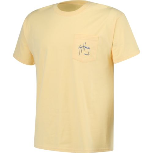 Guy Harvey Men's Quick Exit Pocket T-shirt - view number 3