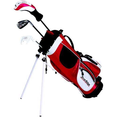 Tour Edge Juniors' HT Max-J 2X1 Golf Set