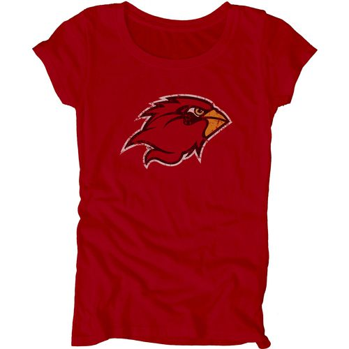 Blue 84 Juniors' Lamar University Mascot Soft T-shirt - view number 1