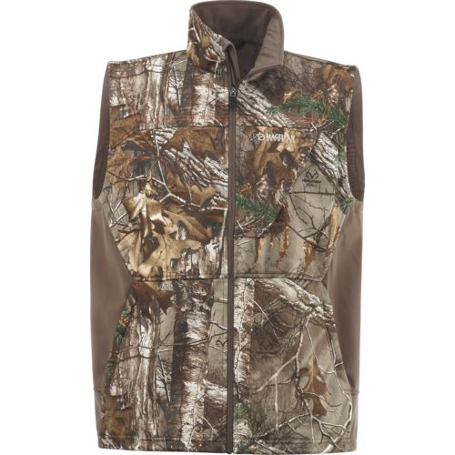 Magellan Outdoors Men's Mesa Softshell Vest