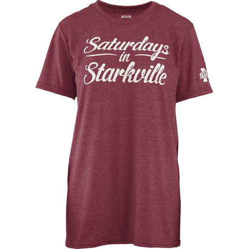 Three Squared Juniors' Mississippi State University Saturday T-shirt - view number 1
