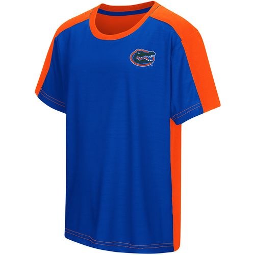 Colosseum Athletics Boys' University of Florida Short Sleeve T-shirt