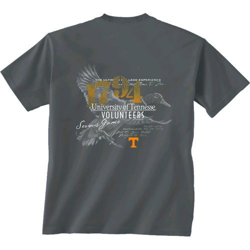 New World Graphics Men's University of Tennessee In Flight T-shirt