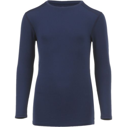 BCG Boys' Long Sleeve Knit Compression Shirt