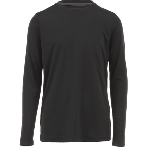 BCG Boys' Solid Turbo Long Sleeve T-shirt - view number 3