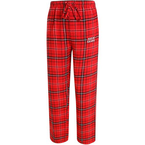 Concepts Sport Men's University of Louisiana at Lafayette Ultimate Flannel Pant