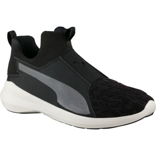 PUMA Women's Rebel Mid Fashion Training Shoes - view number 1