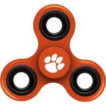 Forever Collectibles Clemson University Diztracto 3-Way Spinnerz Toy - view number 1