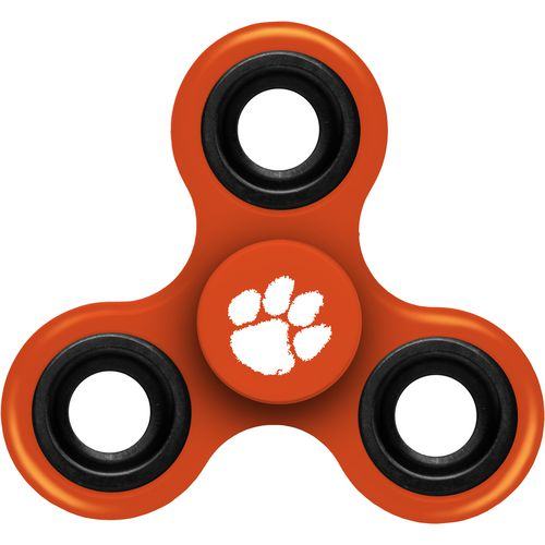 Forever Collectibles Clemson University Diztracto 3-Way Spinnerz Toy