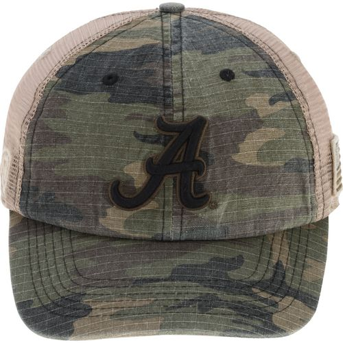 Top of the World Men's University of Alabama Declare 2-Tone Adjustable Cap