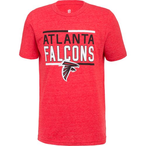NFL Boys' Atlanta Falcons Flag Runner T-shirt