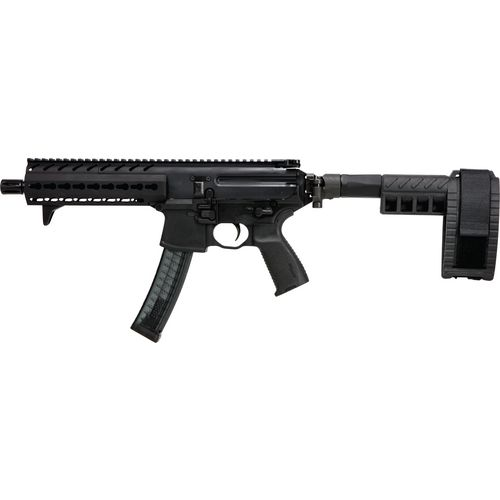 SIG SAUER MPX PSB 9mm Luger Semiautomatic Pistol