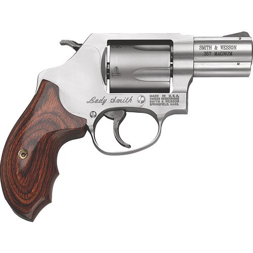 Smith & Wesson Model 60 LS Ladysmith .357 Magnum/.38 S&W Special +P Revolver