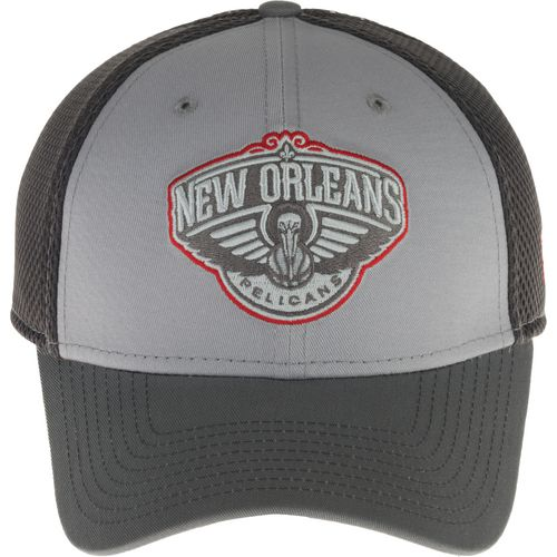 New Era Men's New Orleans Pelicans Grayed Out 39THIRTY Neo Cap