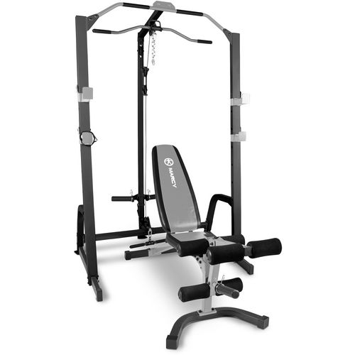 Display product reviews for Marcy Pro Power Cage and Utility Bench