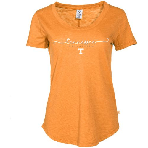 Venley Women's University of Tennessee Slub T-shirt