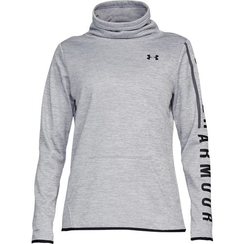 Under Armour Women's Armour Fleece Graphic Twist Sweatshirt