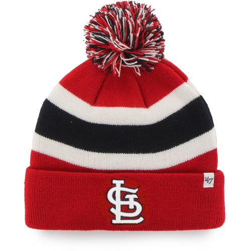 '47 St. Louis Cardinals Breakaway Cuffed Pom Knit Beanie
