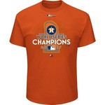 Majestic Men's Astros World Series Champions Locker Room T-Shirt - view number 1