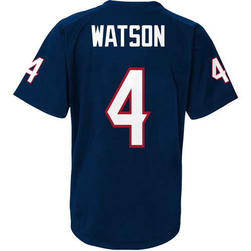 NFL Boys' Houston Texans Deshaun Watson 4 Fashion Performance T-shirt