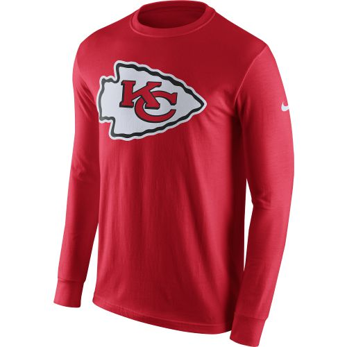 Nike Men's Kansas City Chiefs Primary Logo T-shirt