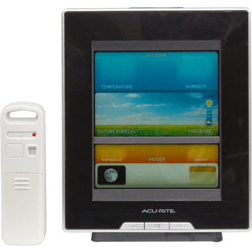 AcuRite Digital Weather Station with Color Display Academy