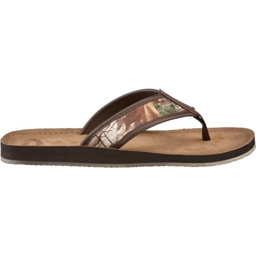 O'Rageous Men's Realtree Xtra Flip-Flops