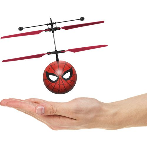 World Tech Toys Marvel Spider-Man Homecoming IR UFO Ball Helicopter - view number 1