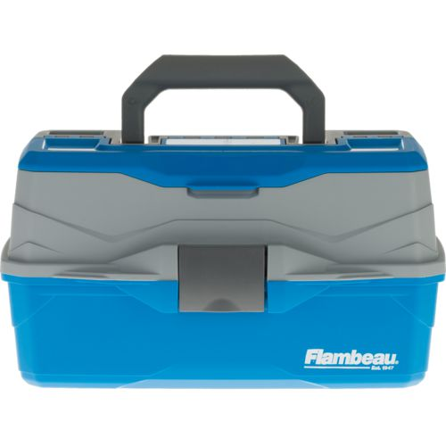 Flambeau Classic 2-Tray Tackle Box